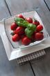 Tomaten in der Schale