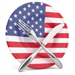 Usa food - Cuisine