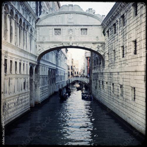 Bridge of Sighs - Venice © lapas77
