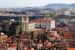 Porto airial view