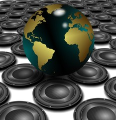 Speakers and world