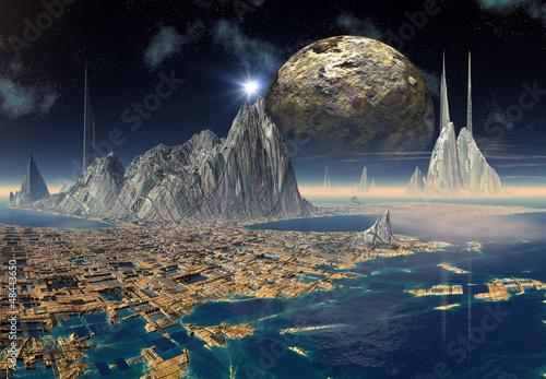 Fototapeten,3d,astronomy,hintergrund,fantasy