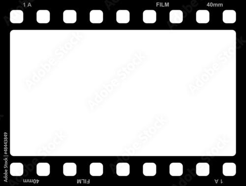 canvas print picture Filmstreifen