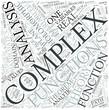 Complex analysis Disciplines Concept