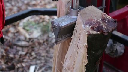 Holzspaltung
