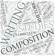 Composition studies Disciplines Concept