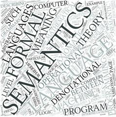 Program semantics Disciplines Concept