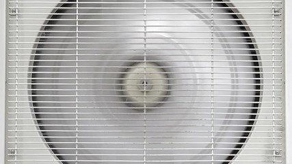 Compressor fan operate.