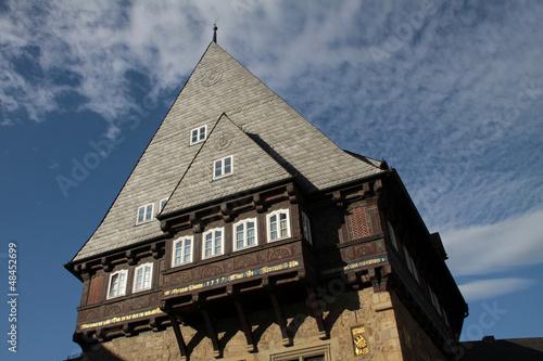 Bäckergildehaus in Goslar