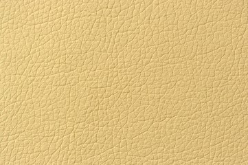 Beige Patterned Faux Leather Texture