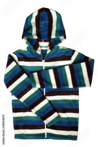 Children's wear - striped jacket