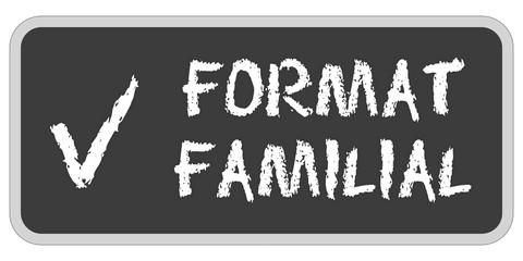 CB-Sticker TF eckig oc FORMAT FAMILIAL