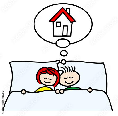 Traum vom Eigenheim