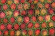 Rambutan fruit Background