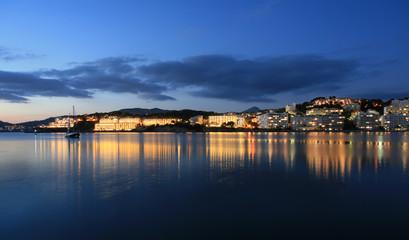 Anochecer en Mallorca