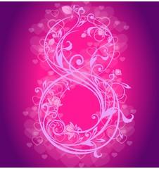 Violet March 8