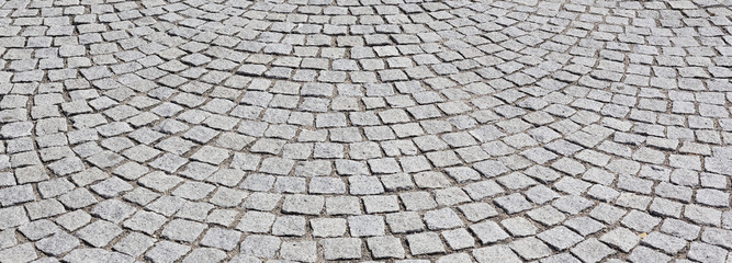 panoramic paving stone