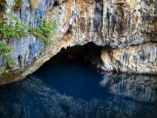 Source of Buna river, Blagaj, Bosnia and Herzegovina