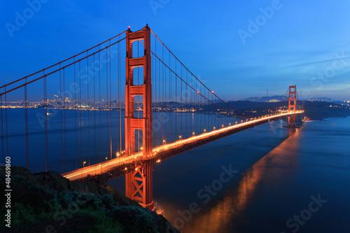 Papiers peints San Francisco Golden Gate Bridge