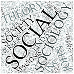 Sociological theory Disciplines Concept