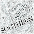 Southern literature Disciplines Concept