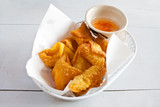 Fried Cheese Wonton poster