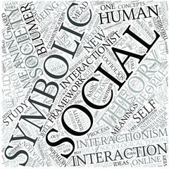 Symbolic interactionism Disciplines Concept
