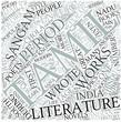 Tamil literature Disciplines Concept