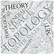 Topology Disciplines Concept