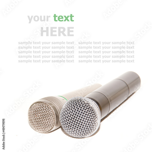 music microphone for Karaoke