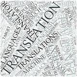 Translation Disciplines Concept