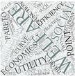 Welfare economics Disciplines Concept