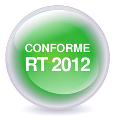 Boule de cristal conforme RT 2012 (ombre)