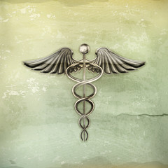 Caduceus, old-style