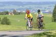 gemeinsam Radsport betreiben