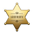 Golden Sheriff Star
