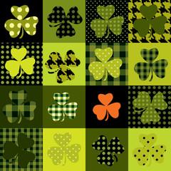 trefoil pattern