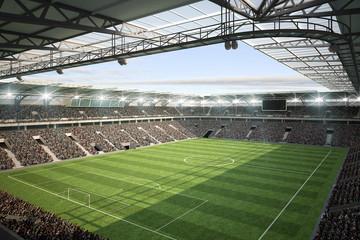 Fototapeta stadion piłkarski panorama