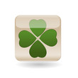 Icon Four leaf Clover