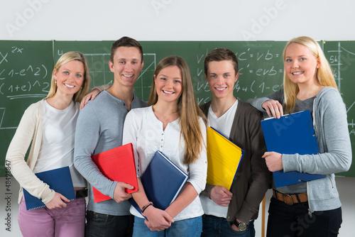 gemeinsam in der gruppe lernen