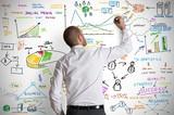 Modern business concept - 48500453