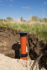 sewer wells pipe