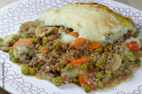 Homemade Cottage Pie