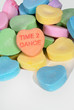"Valentine Candy Hearts ""Time 2 Dance"""