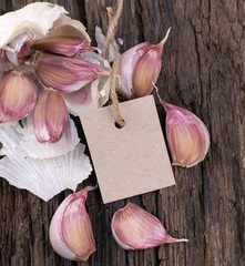 Knoblauch, Label