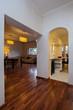 Cloudy home - hallway