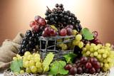 Fototapete Süss - Grapes - Obst