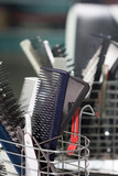 combs in the barbershop - 48511489