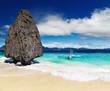 Fototapete El - Philippinen - Meer / Ozean