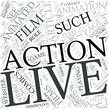 Live-action Disciplines Concept
